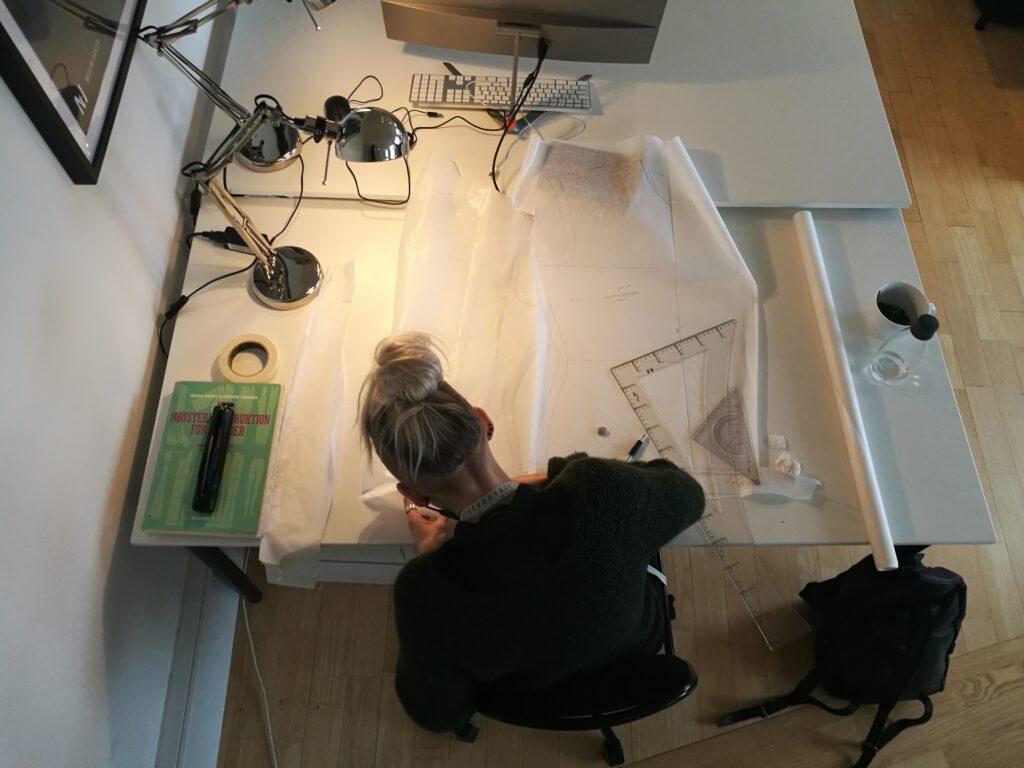 kontorfællesskab konstruktion København NV